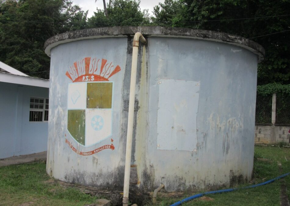 Water Supply Project for School System