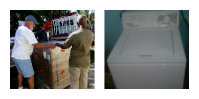 New Washing Machine & Dryer Makes Life Better!